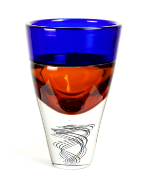 (EN) Bicchiere centro della terra